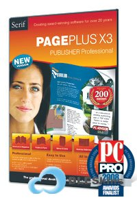 SERIF PagePlus X3 Publisher Professional (2009)