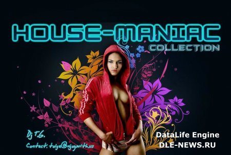 House-Maniacs Collection - 8 (July 2009)